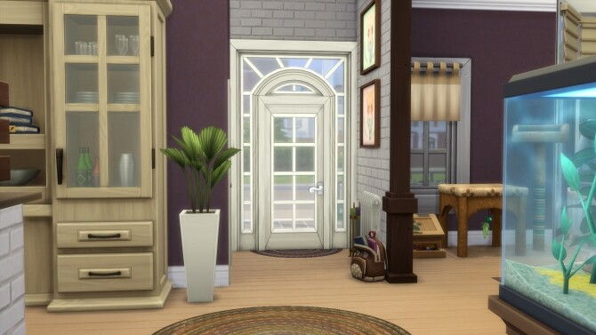 Parenthood House Renovation by Cassie Flouf at L'UniverSims image 278 670x377 Sims 4 Updates
