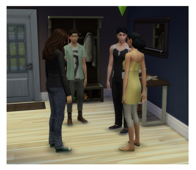 Sims 4 Auto Shorter Teens by Menaceman44 at Mod The Sims