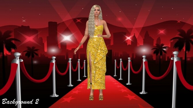 Red Carpet CAS Backgrounds at Annett's Sims 4 Welt image 303 670x377 Sims 4 Updates