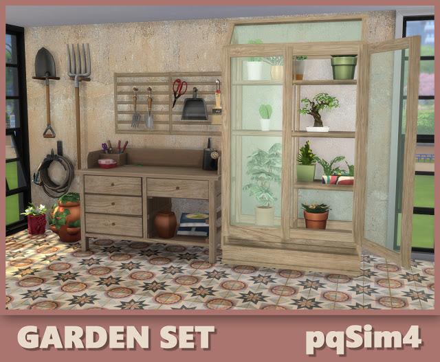 Garden Set at pqSims4 image 306 Sims 4 Updates