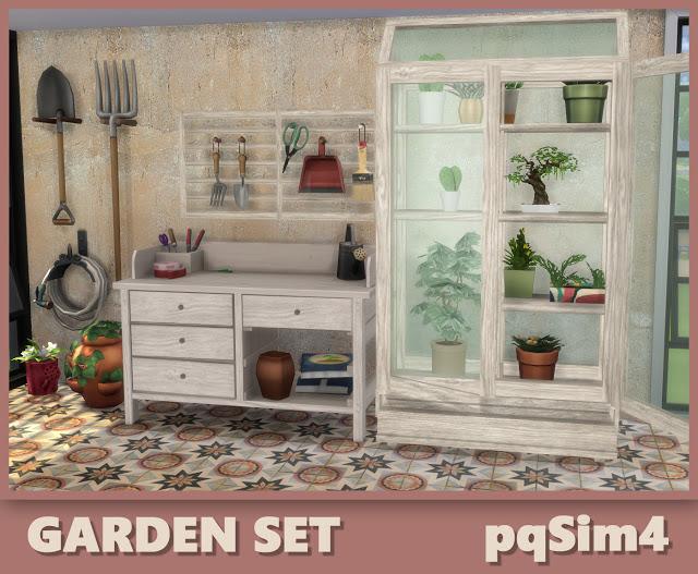 Garden Set at pqSims4 image 307 Sims 4 Updates