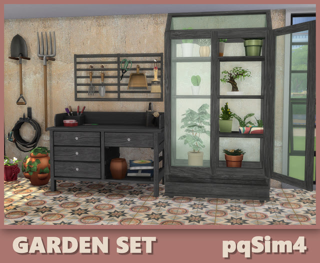 Garden Set at pqSims4 image 308 Sims 4 Updates