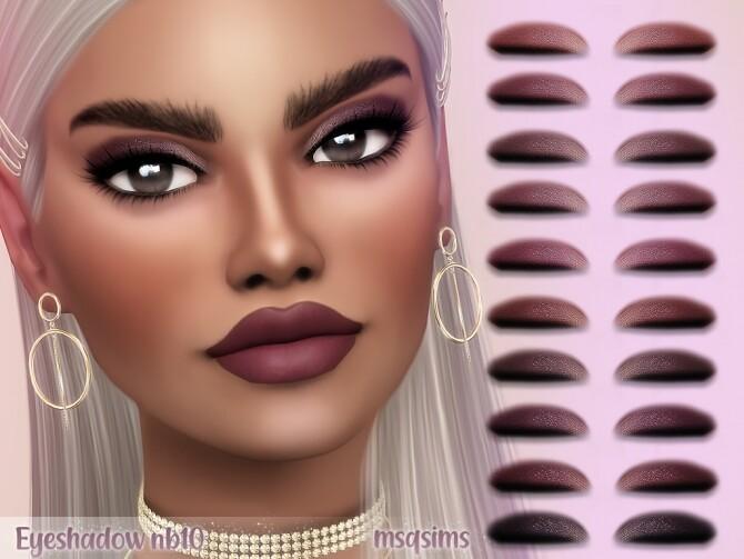 Eyeshadow NB10 at MSQ Sims image 3092 670x503 Sims 4 Updates