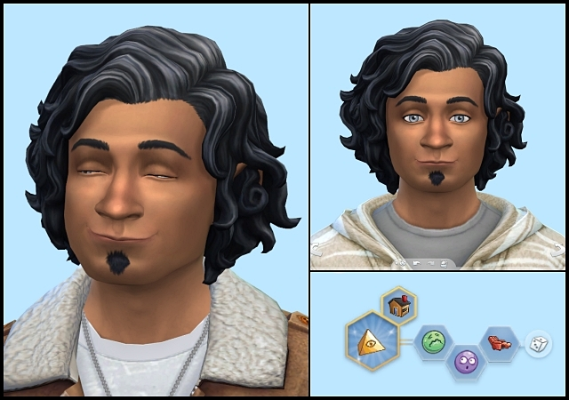 Mike Riddle by Meryane at Beauty Sims image 3132 Sims 4 Updates