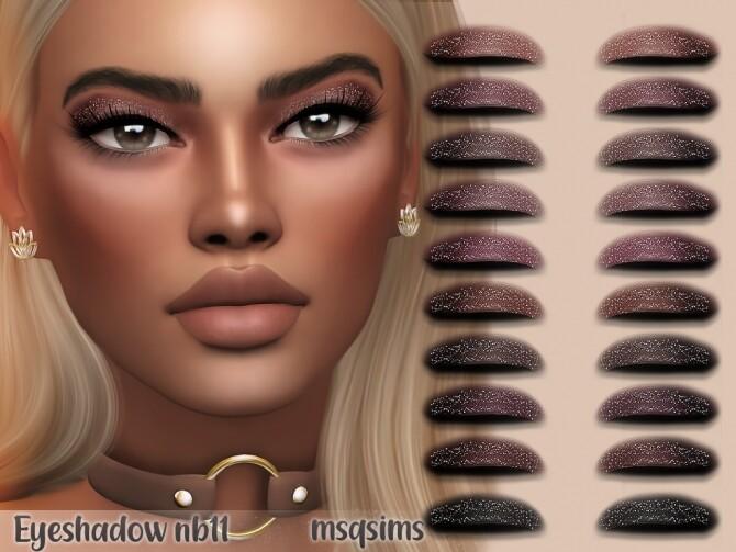 Eyeshadow NB11 at MSQ Sims image 3222 670x503 Sims 4 Updates