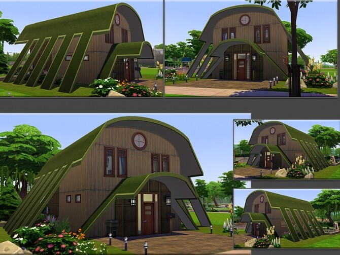 MB Rondo home by matomibotaki at TSR image 3223 670x503 Sims 4 Updates