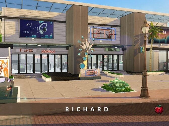 Richard store by melapples at TSR image 3719 670x503 Sims 4 Updates
