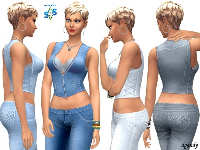 Sims 4 Vest 20200513 by dgandy at TSR