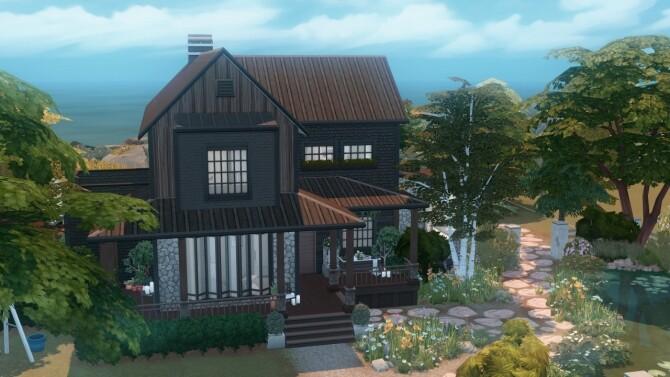 Bridgewater Farmhouse at Harrie image 3851 670x377 Sims 4 Updates