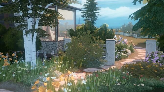 Bridgewater Farmhouse at Harrie image 3861 670x377 Sims 4 Updates