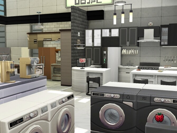 Richard store by melapples at TSR image 4022 670x503 Sims 4 Updates