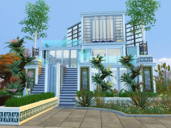 Augustina Loft by Ineliz at TSR image 4220 670x503 Sims 4 Updates