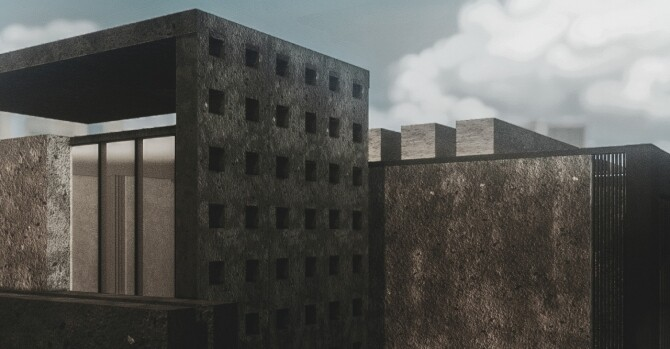 The Brutalist 80 items set (P) at AggressiveKitty image 4418 670x349 Sims 4 Updates