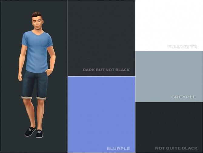 Discord Colors CAS Backgrounds at Katverse image 4591 670x503 Sims 4 Updates