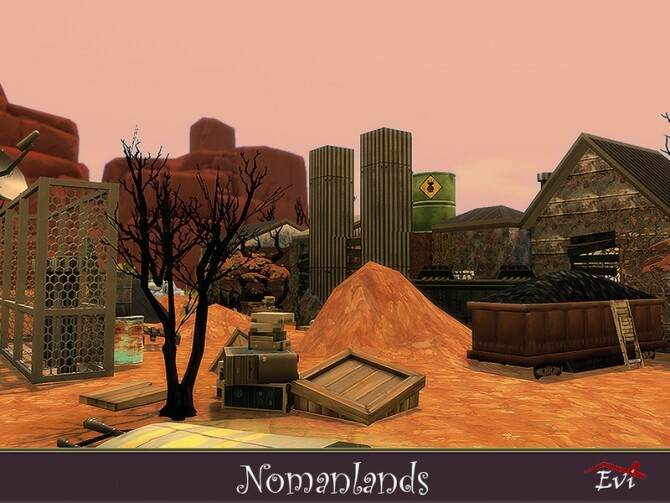 NOMANLANDS by evi at TSR image 473 670x503 Sims 4 Updates