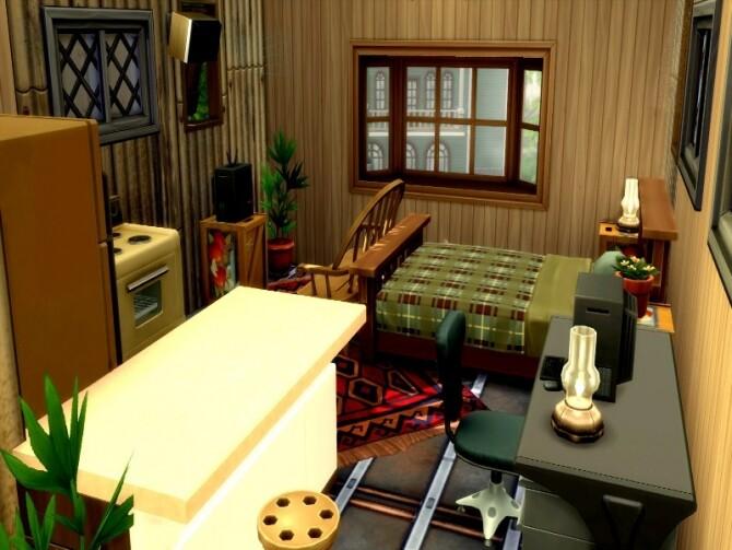Sims 4 Apocalypse Starter by GenkaiHaretsu at TSR