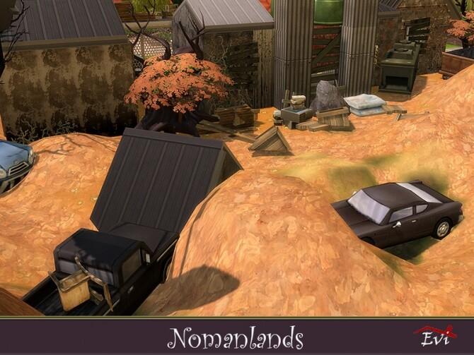 NOMANLANDS by evi at TSR image 483 670x503 Sims 4 Updates