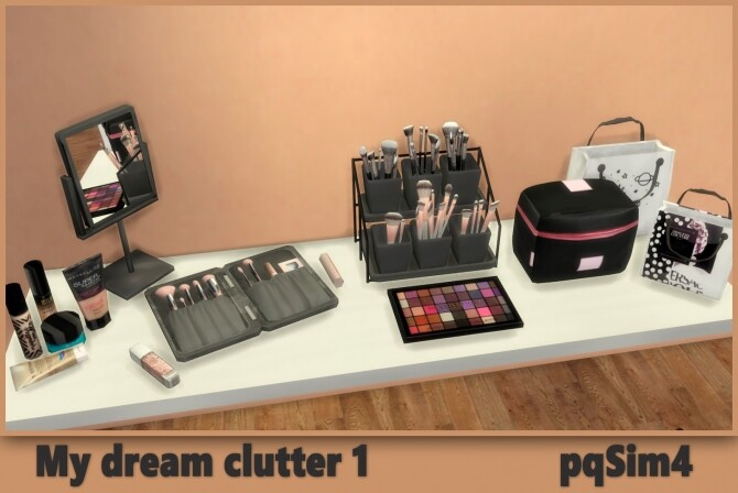 My Dream Clutter 1 at pqSims4 image 4881 670x448 Sims 4 Updates