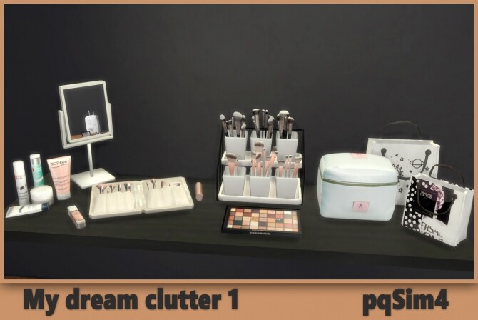 My Dream Clutter 1 at pqSims4 image 4891 670x448 Sims 4 Updates