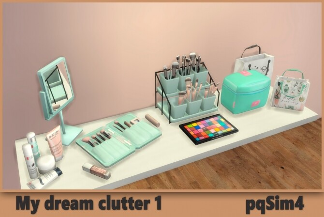 My Dream Clutter 1 at pqSims4 image 4914 670x448 Sims 4 Updates