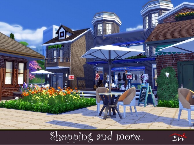 Shopping and more by evi at TSR image 5125 670x503 Sims 4 Updates