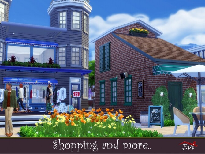 Shopping and more by evi at TSR image 5320 670x503 Sims 4 Updates