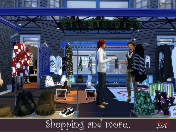 Shopping and more by evi at TSR image 5420 670x503 Sims 4 Updates