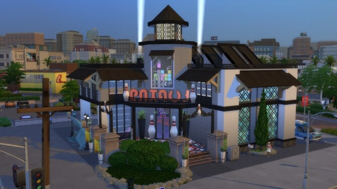 Sims 4 Del Sol Valley entertainment Center by bradybrad7 at Mod The Sims