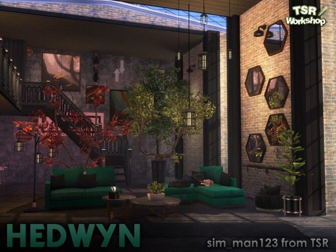 Hedwyn Living Room by sim man123 at TSR image 6812 670x503 Sims 4 Updates