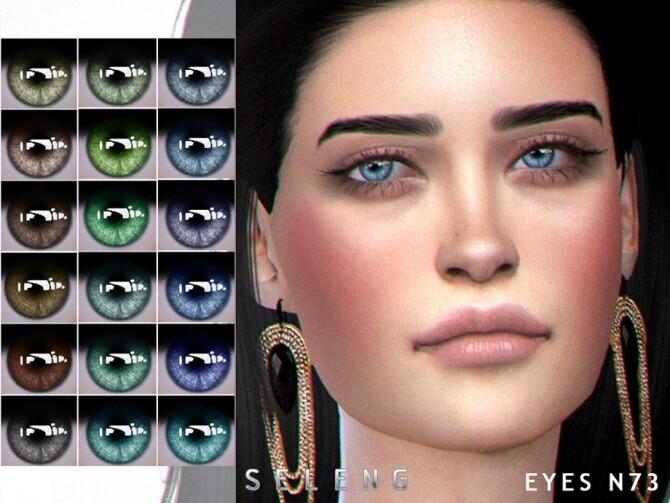 Sims 4 Eyes N73 by Seleng at TSR