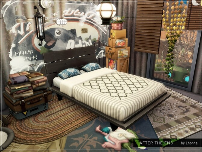 After The End home by Lhonna at TSR image 7410 670x503 Sims 4 Updates