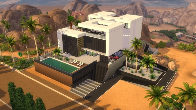 Villa Mecca by Bellusim at Mod The Sims image 7414 670x377 Sims 4 Updates