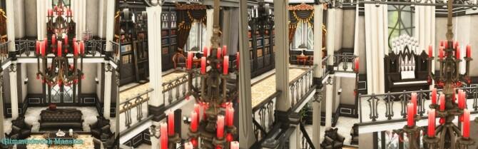 Glimmerbrook Mansion at Helga Tisha image 7415 670x209 Sims 4 Updates