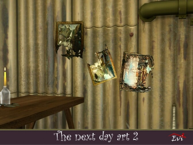 The Next Day Art 2 by evi at TSR image 7512 670x503 Sims 4 Updates