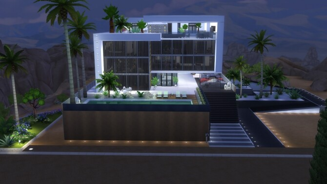 Villa Mecca by Bellusim at Mod The Sims image 7515 670x377 Sims 4 Updates