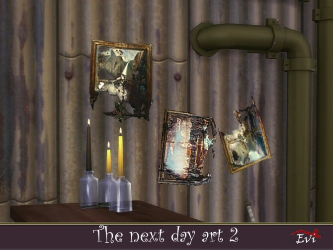 The Next Day Art 2 by evi at TSR image 7610 670x503 Sims 4 Updates