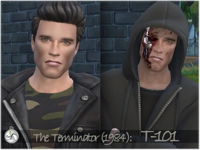 Terminator Arnold Schwarzenegger by BAkalia at TSR image 7811 670x503 Sims 4 Updates