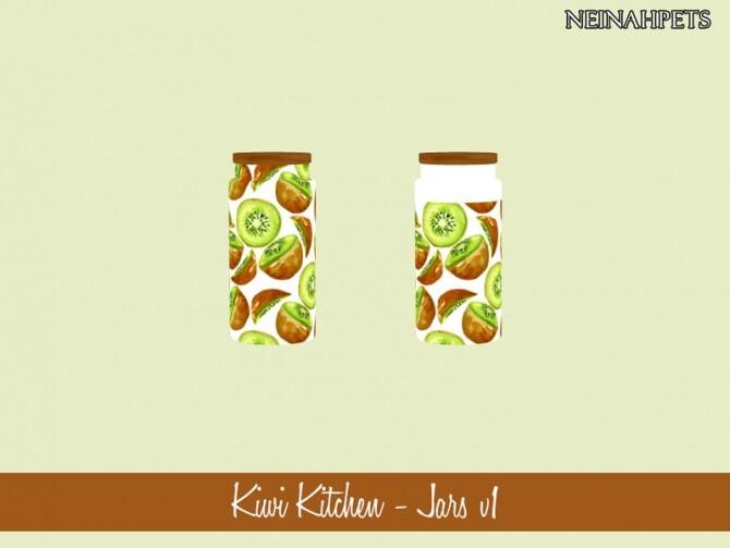 Kiwi Kitchen Decor by neinahpets at TSR image 813 670x503 Sims 4 Updates