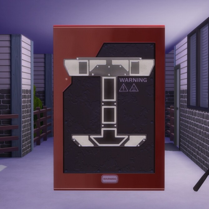 Teslas Powewall wall Decoration by mule123 at Mod The Sims image 8514 670x670 Sims 4 Updates