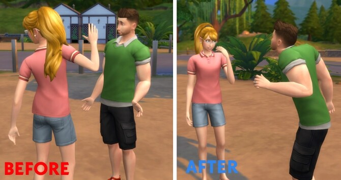 Sims 4 No Romantic Rejection by Zulf Ferdiana at Mod The Sims