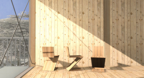 Sims 4 Zig Zag Chair at Hephaestion Sims