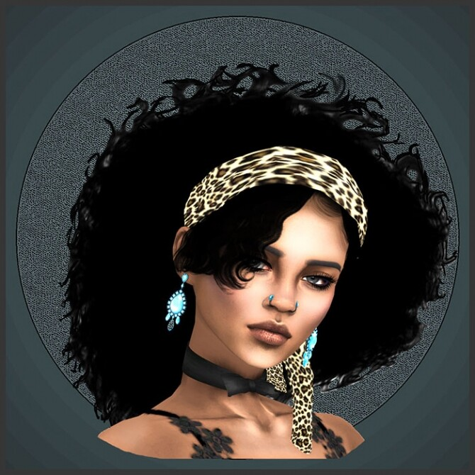 Maria Eleonore Leon by Mich Utopia at Sims 4 Passions image 878 670x670 Sims 4 Updates