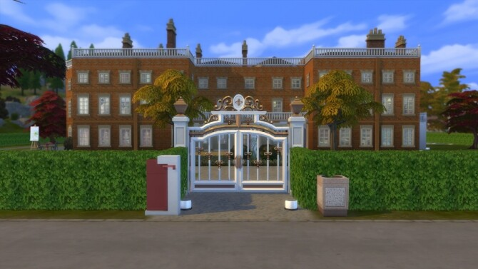 Clifton manor by JackTaylor at Mod The Sims image 90 670x377 Sims 4 Updates