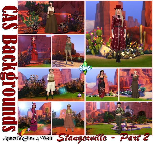 CAS Backgrounds Stangerville Part 2 at Annett's Sims 4 Welt image 9014 Sims 4 Updates
