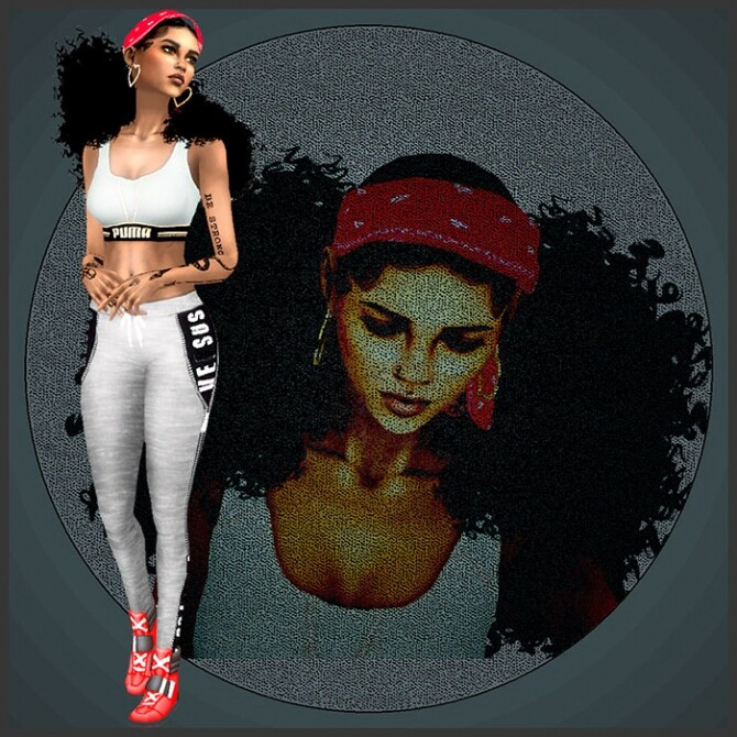 Maria Eleonore Leon by Mich Utopia at Sims 4 Passions image 9113 670x670 Sims 4 Updates