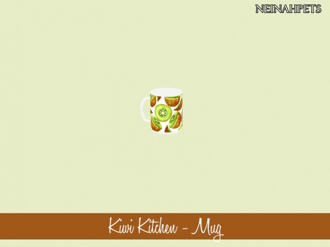 Kiwi Kitchen Decor by neinahpets at TSR image 913 670x503 Sims 4 Updates