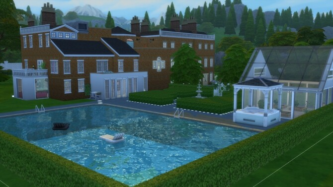 Clifton manor by JackTaylor at Mod The Sims image 92 670x377 Sims 4 Updates