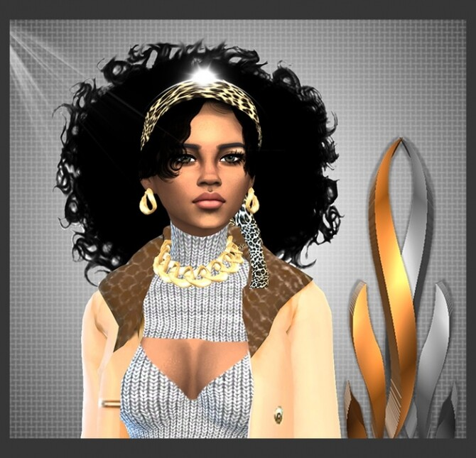 Maria Eleonore Leon by Mich Utopia at Sims 4 Passions image 9210 670x645 Sims 4 Updates
