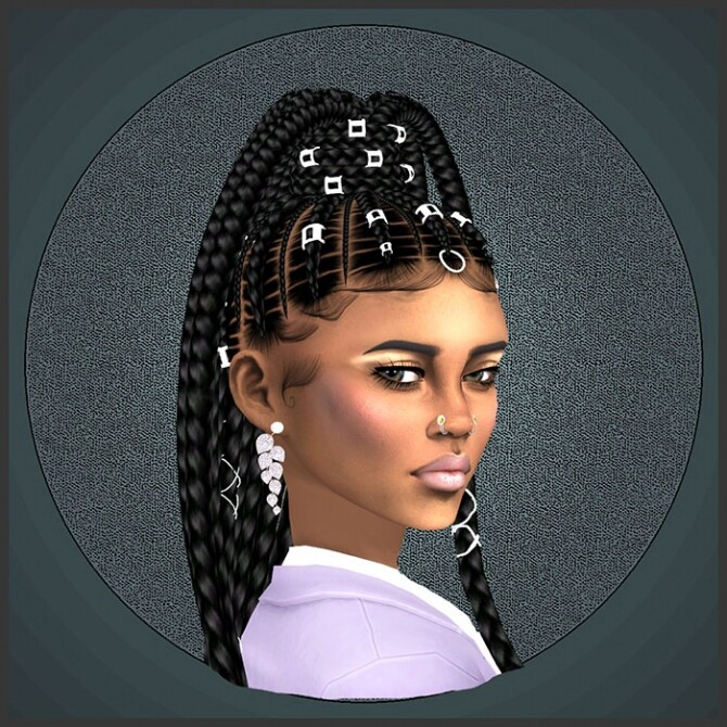 Maria Eleonore Leon by Mich Utopia at Sims 4 Passions image 938 670x670 Sims 4 Updates