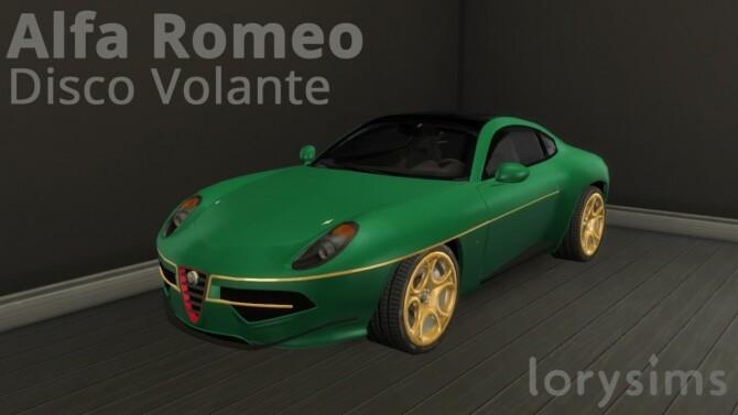 Alfa-Romeo-Disco-Volante-by-LorySims